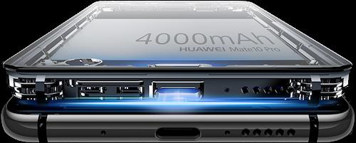 Huawei Mate 10 Pro 4000 mAh Battery