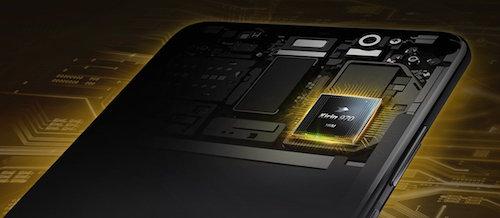 Huawei Mate 10 Pro Kirin 970 CPU