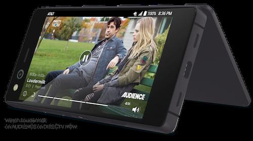 ZTE Axon M DirecTV Mirror Mode