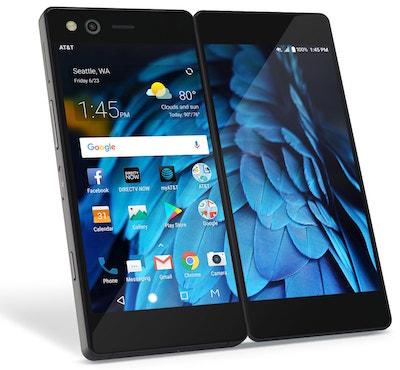 ZTE Axon M ATT Open Android Smartphone