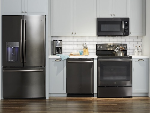 Professional Style with GE Premium Finish Appliances at Best Buy