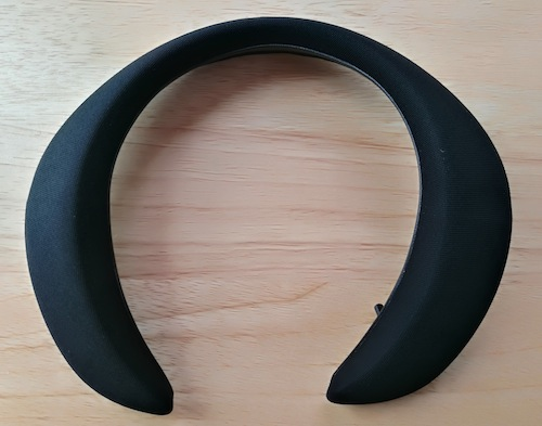 Bose SoundWear Companion Front Side