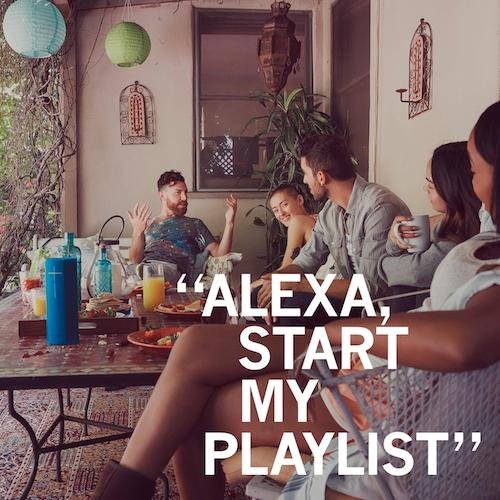 Ultimate Ears MEGABLAST BLAST Alexa Voice Assistant