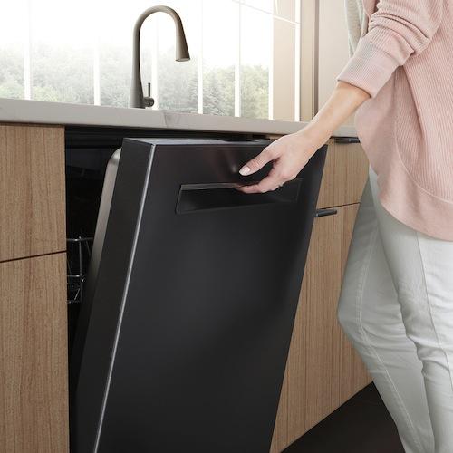 BOSCH Premium Series Dishwashers are Quiet