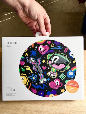 Wacom Intuos Tablet Full Best Buy Review