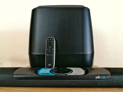 Polk Audio Command Sound Bar Best Buy Review