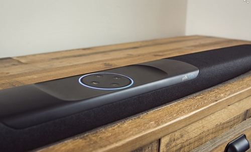 Polk Command Sound Bar Side View