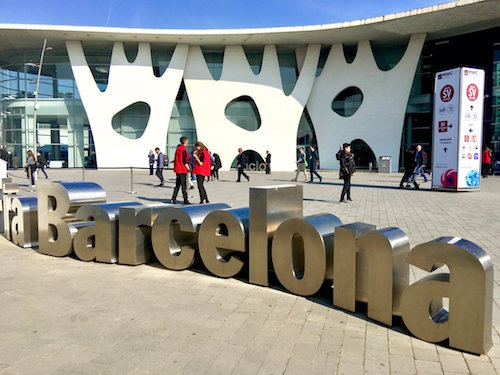 MWC 2019 Fira Barcelona Spain Huawei KOL