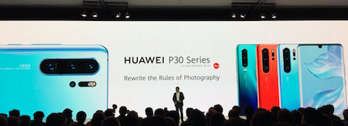 Huawei P30 Series Rewrite The Rules of Smartphone Photography