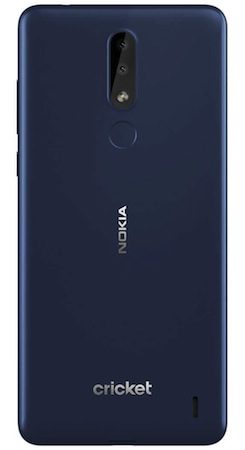 Nokia 3.1 Plus Back