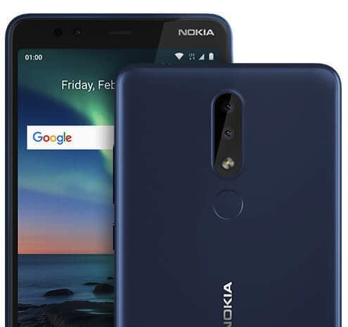 Nokia 3.1 Plus Cricket Wireless Smartphone Review