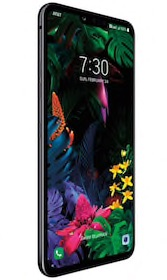 LG G8 ThinQ ATT Smartphone Left Side