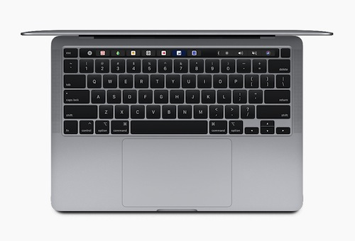 Apple MacBook Pro 13 Magic Keyboard 2020