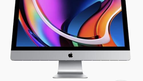 New iMac 27-inch 2020