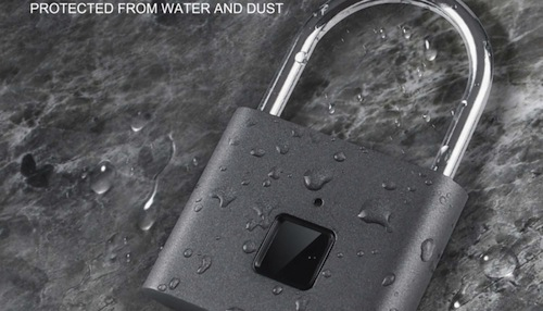 Taococo Fingerprint Waterproof Padlock